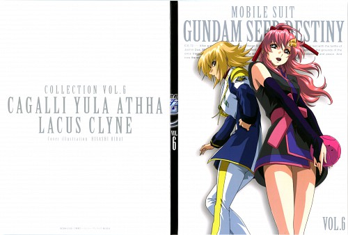 Hisashi Hirai, Sunrise (Studio), Mobile Suit Gundam SEED Destiny, Cagalli Yula Athha, Lacus Clyne