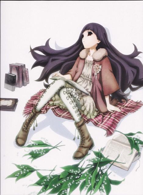 Ryu Fujisaki, Daume, Corpse Demon, Sunako Kirishiki, DVD Cover