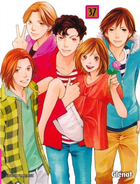 Yoko Kamio, Hana Yori Dango, Rui Hanazawa, Tsukasa Domyoji, Tsukushi Makino