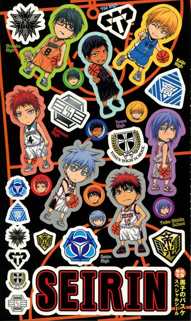 Tadatoshi Fujimaki, Production I.G, Kuroko no Basket, Tetsuya Kuroko, Ryouta Kise