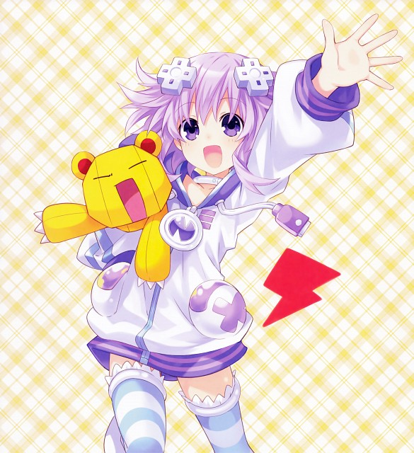 Tsunako, Idea Factory, David Production, Choujigen Game Neptune, Neptune