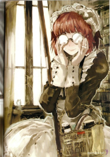 toi8, Kuroshitsuji, Nijishitsuji - Comic Anthology, Maylene, Doujinshi