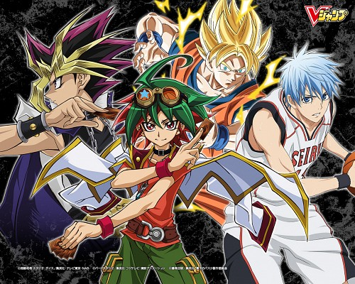 Kazuki Takahashi, Tadatoshi Fujimaki, Akira Toriyama, Toei Animation, Production I.G