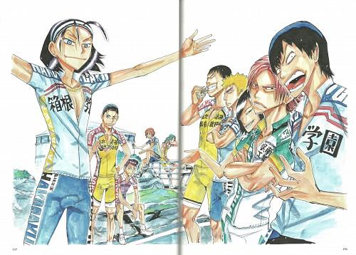 Wataru Watanabe, TMS Entertainment, Yowamushi Pedal, Yowamushi Pedal Colors, Juichi Fukutomi