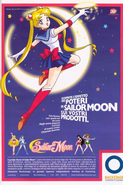 Marco Albiero, Bishoujo Senshi Sailor Moon, Sailor Moon