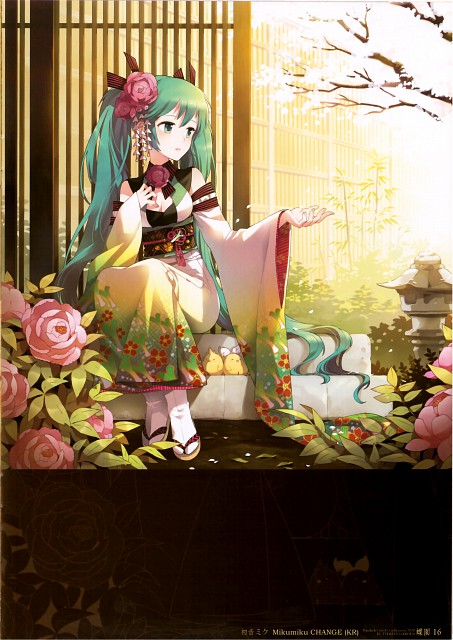 Nardack, Vocaloid, Miku Hatsune