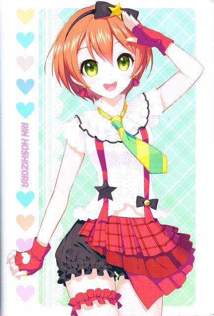 Dmyo, Mermaid Festa, Love Live! School Idol Project, Rin Hoshizora, Comic Market