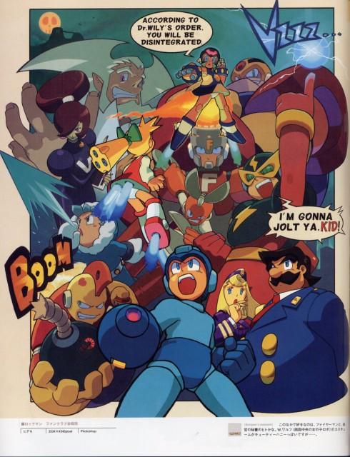 Capcom, Marvel vs Capcom 3, MegaMan, Bombman, Roll Caskett