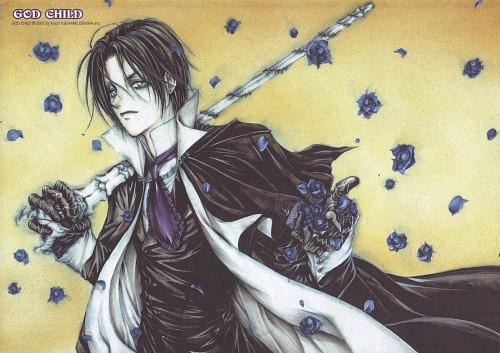 Kaori Yuki, Count Cain, Cain C. Hargreaves