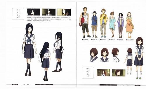 Kyoto Animation, Hyouka, Kurako Eba, Fuyumi Irisu