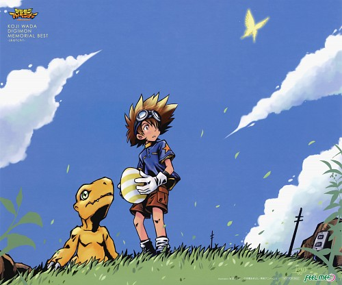 Toei Animation, Digimon Adventure, Taichi Yagami