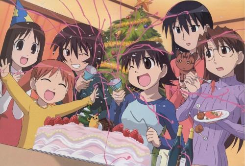 Kiyohiko Azuma, J.C. Staff, Azumanga Daioh, Maya (Azumanga Daioh), Chiyo Mihama