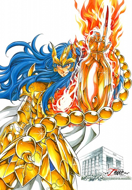 Shiori Teshirogi, TMS Entertainment, Saint Seiya: The Lost Canvas, Scorpio Kardia