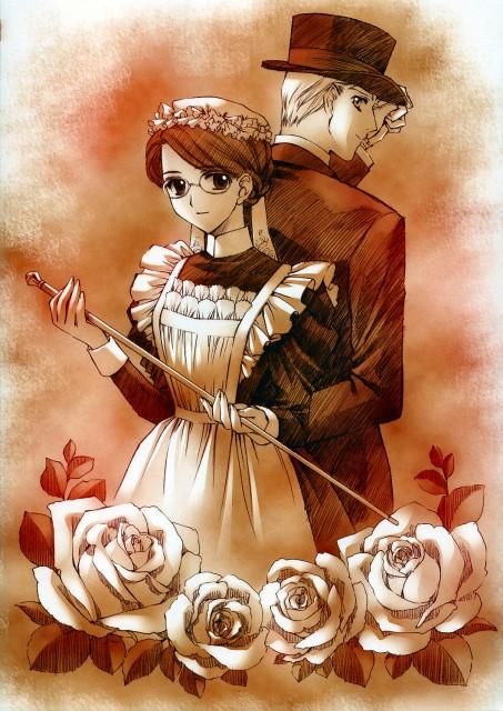 Carnelian, Victorian Romance Emma, BENIGYOKUZUI, BENIGYOKUZUI Vol. 9, Emma (Victorian Romance Emma)
