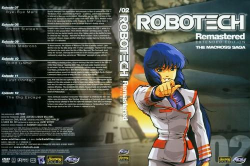 Haruhiko Mikimoto, Bandai Visual, Tatsunoko Production, Robotech, Macross