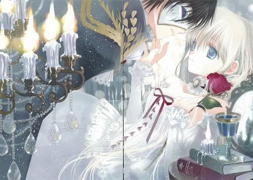 Rami, Bungaku Shoujo, Bungaku Shoujo Fantasy Art Book