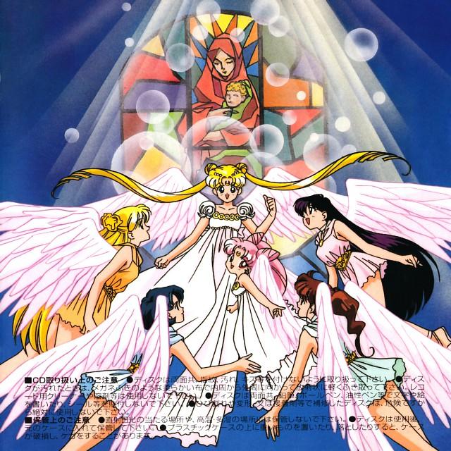 Toei Animation, Bishoujo Senshi Sailor Moon, Princess Jupiter, Princess Mercury, Princess Mars