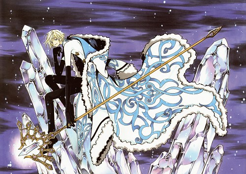 CLAMP, Bee Train, Tsubasa Reservoir Chronicle, Album de Reproductions, Fay D. Flourite