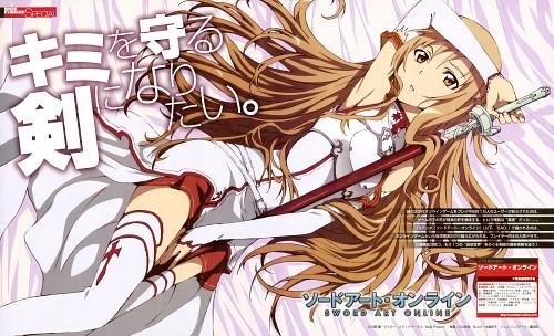 Abec, Tetsuya Kawakami, A-1 Pictures, Sword Art Online, Asuna Yuuki