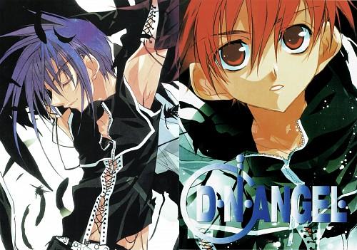 Yukiru Sugisaki, Xebec, D.N.Angel, Dark Mousy, Daisuke Niwa