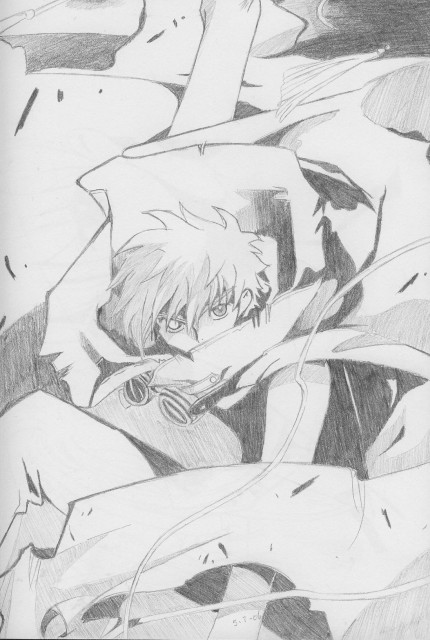 CLAMP, Tsubasa Reservoir Chronicle, Syaoran Li, Member Art