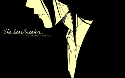 Takeshi Obata, Madhouse, Death Note, Reiji Namikawa Wallpaper