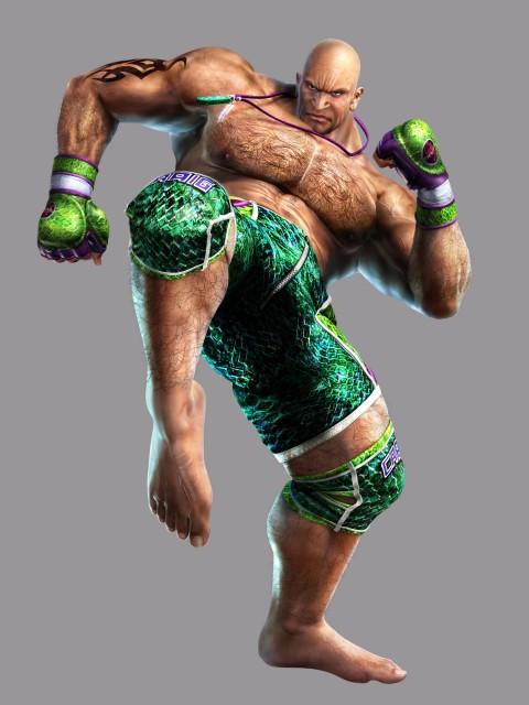 Namco, Tekken, Craig Marduk