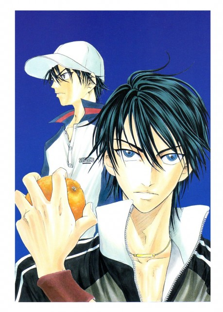 Takeshi Konomi, J.C. Staff, Prince of Tennis, Ryoga Echizen, Ryoma Echizen