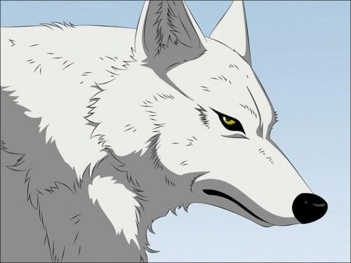 BONES, Wolf's Rain, Kiba (Wolf's Rain), Vector Art