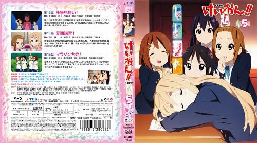 Kakifly, Kyoto Animation, K-On!, Tsumugi Kotobuki, Yui Hirasawa