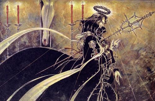 Shibamoto Thores, Gonzo, Trinity Blood, Fabrica Theologiae, Vaclav Havel