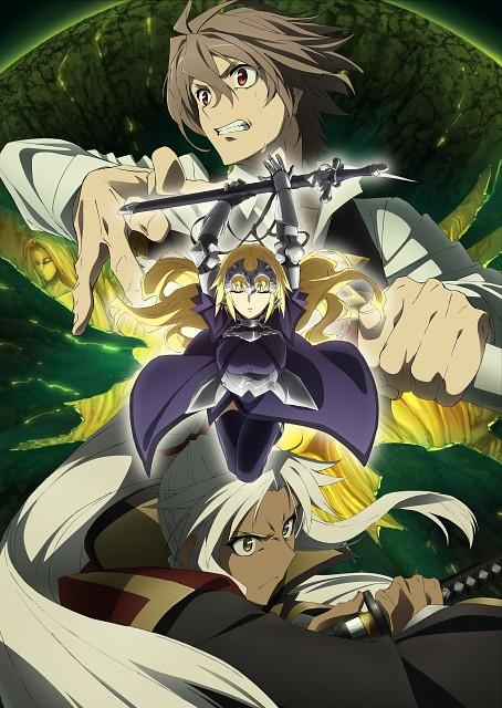 Yuukei Yamada, A-1 Pictures, TYPE-MOON, Fate/Apocrypha, Shirou Kotomine