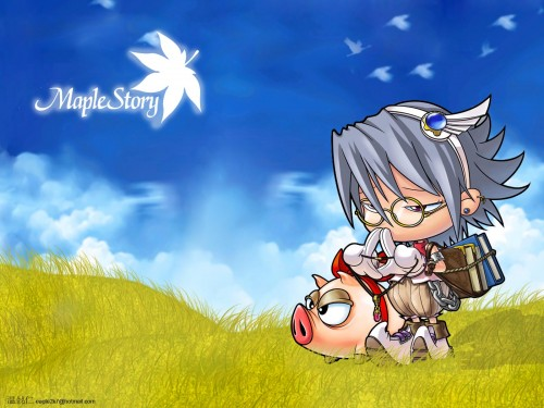 Maple Story Wallpaper