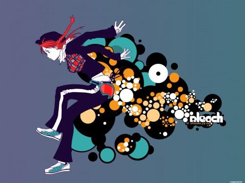 Kubo Tite, Studio Pierrot, Bleach, Orihime Inoue, Vector Art Wallpaper