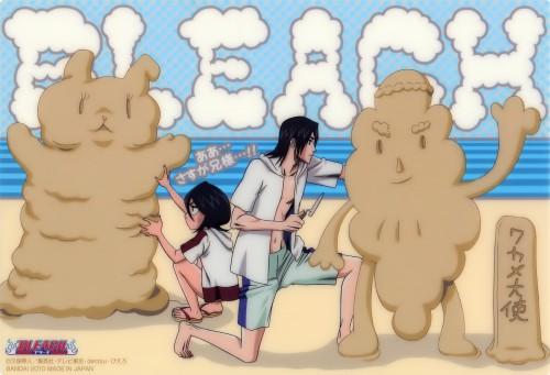 Studio Pierrot, Bleach, Seaweed Ambassador, Byakuya Kuchiki, Rukia Kuchiki