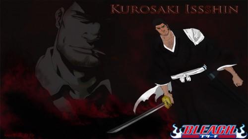 Kubo Tite, Studio Pierrot, Bleach, Isshin Kurosaki Wallpaper