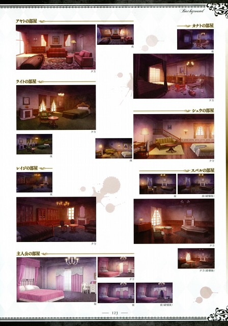 Satoi, Rejet, Zexcs, Idea Factory, Diabolik Lovers