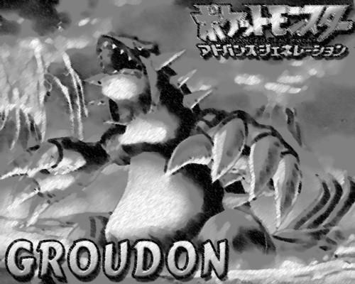 Nintendo, Pokémon, Groudon Wallpaper