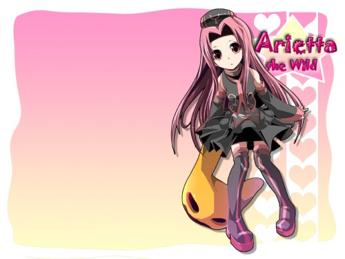 Tales of the Abyss, Arietta The Wild Wallpaper