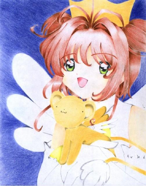 CLAMP, Madhouse, Cardcaptor Sakura, Sakura Kinomoto, Keroberos