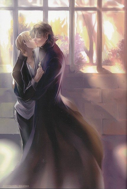 Fate/Zero, Kirei Kotomine, Gilgamesh (Fate/stay night), Doujinshi