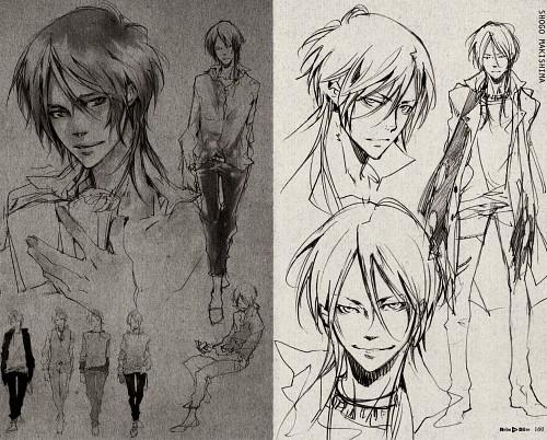 Akira Amano, Production I.G, PSYCHO-PASS, REBO to DLIVE, Shougo Makishima