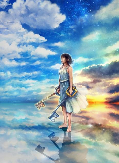 Kingdom Hearts, Hikaru Utada, Album Cover