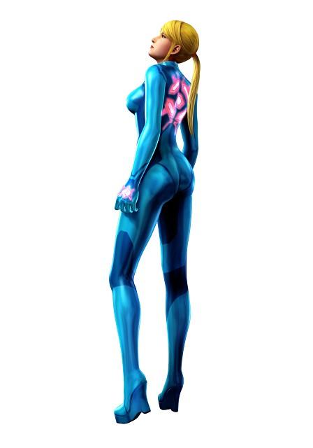 Nintendo, Metroid, Samus Aran