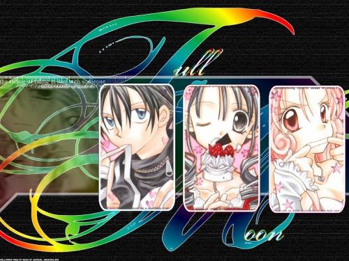 Arina Tanemura, Studio Deen, Full Moon wo Sagashite, Meroko Yui, Takuto Kira Wallpaper