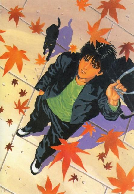 Takehiko Inoue, Slam Dunk, Inoue Takehiko Illustrations, Kaede Rukawa