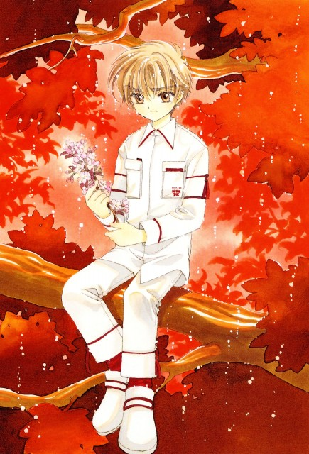 CLAMP, Cardcaptor Sakura, Cardcaptor Sakura Illustrations Collection 2, Syaoran Li
