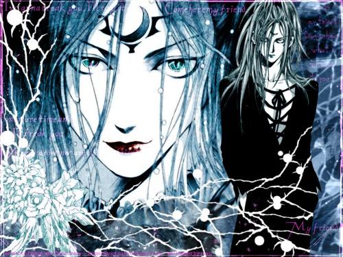 Kaori Yuki, Angel Sanctuary, Astaroth Wallpaper