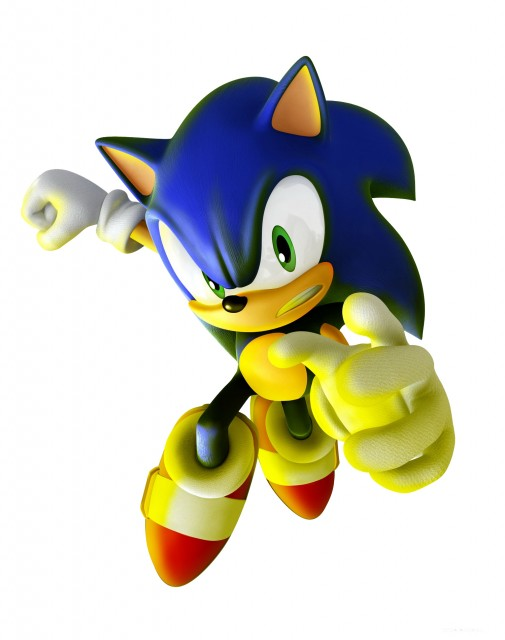 Sega, SONIC Series, Sonic the Hedgehog, Official Digital Art