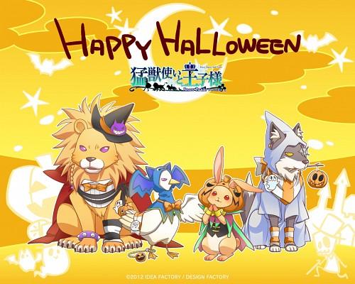 miko (Mangaka), Idea Factory, Beast Master and Prince, Matheus, Alfred (Beast Master and Prince)